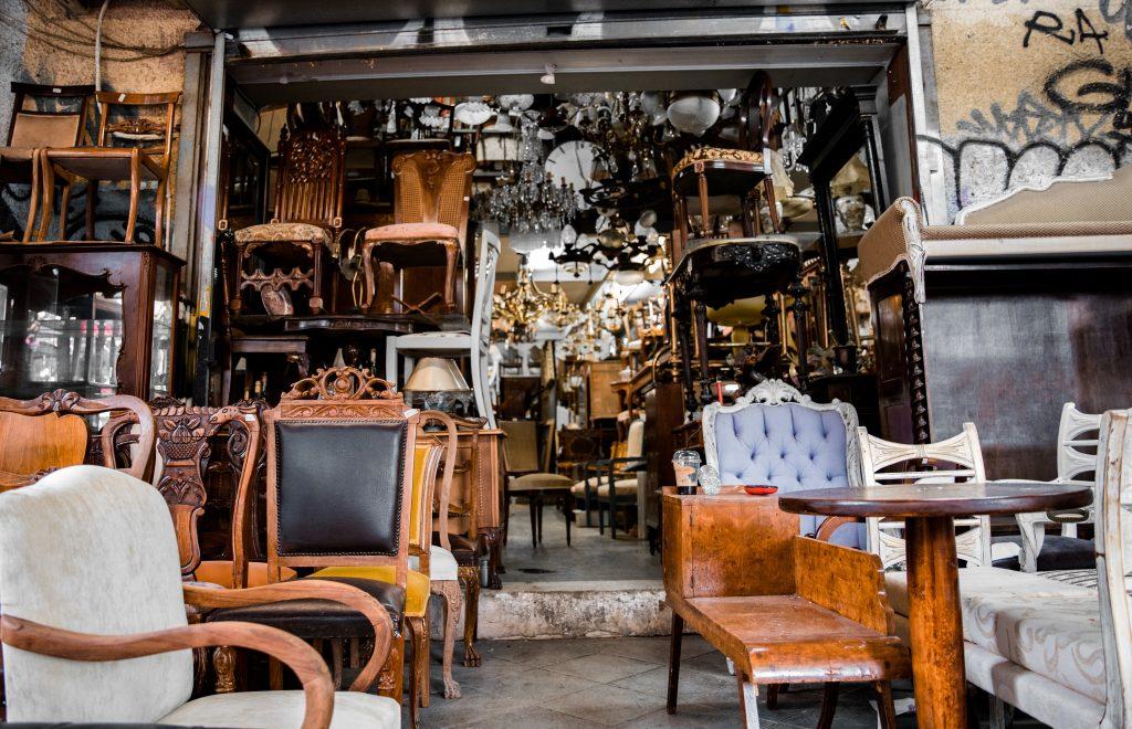 Les différents modèles de chaise ancienne en tissu